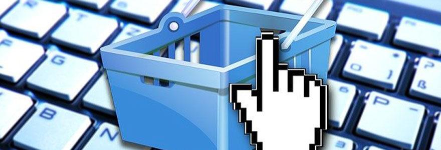 panier e-commerce